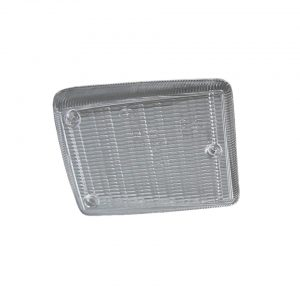 Turn signal lense rightwhite - Electrical section - Lights and indicators - Direction indicators  Bus  - Generic